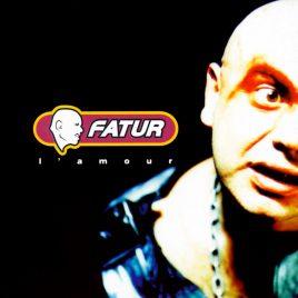 Fatur - L'amour | Cover CD